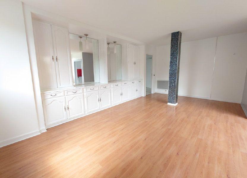 Appartement à louer 81.41m2 à Noisiel