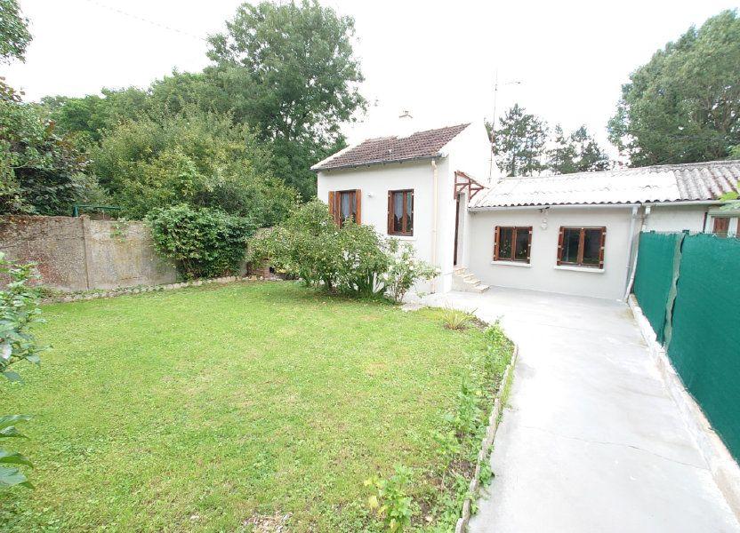 Maison à louer 44.31m2 à Villiers-sur-Marne