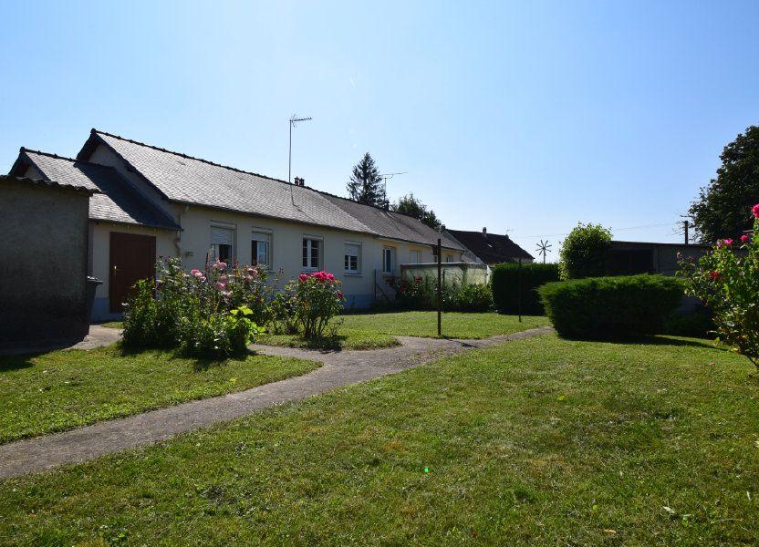 Maison à vendre 68m2 à Saint-Pierre-la-Cour