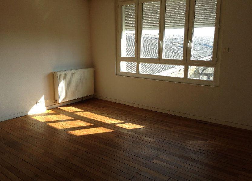 Appartement à louer 64m2 à Saint-Junien