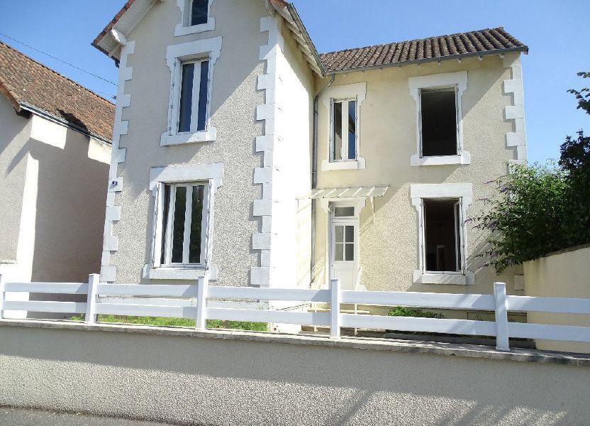Maison à louer 111.5m2 à Saint-Junien