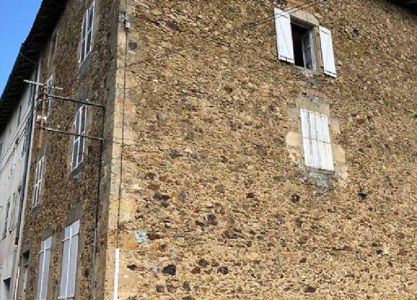 Maison à vendre 250m2 à Rochechouart