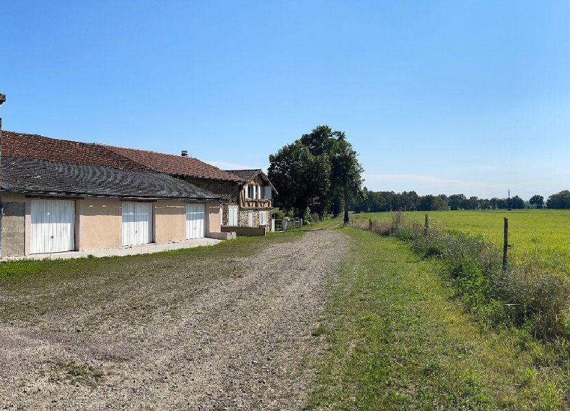 Immeuble à vendre 295m2 à Rochechouart