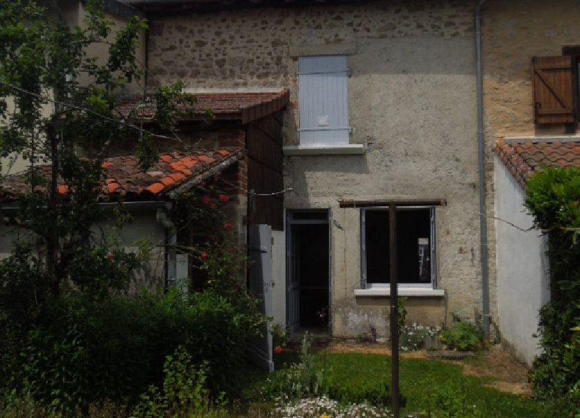 Maison à vendre 52m2 à Saint-Junien