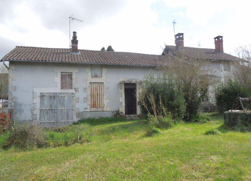 Maison à vendre 80m2 à Chassenon