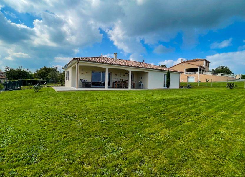 Maison à vendre 150m2 à Lésignac-Durand