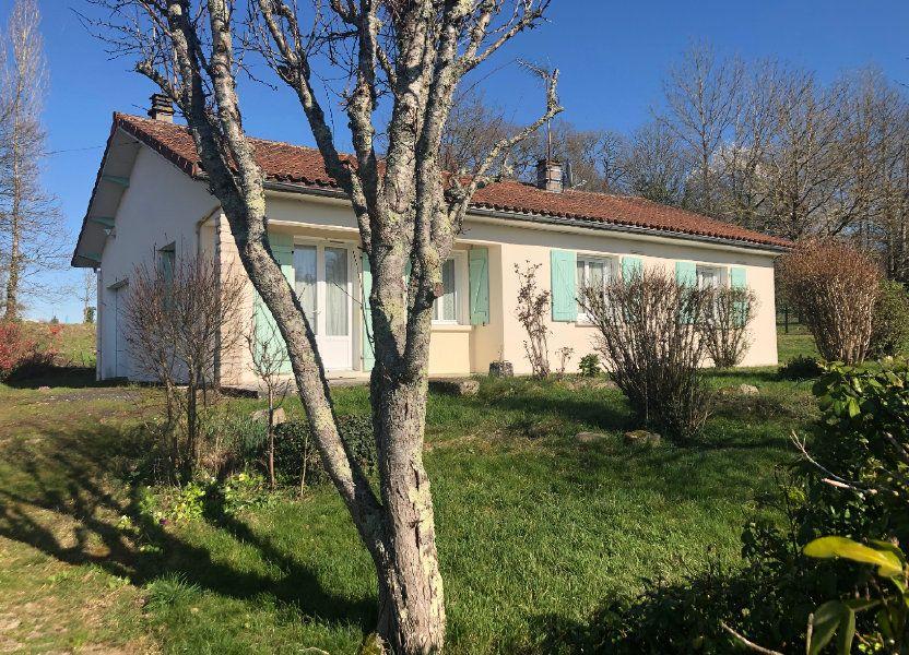Maison à vendre 78m2 à Confolens