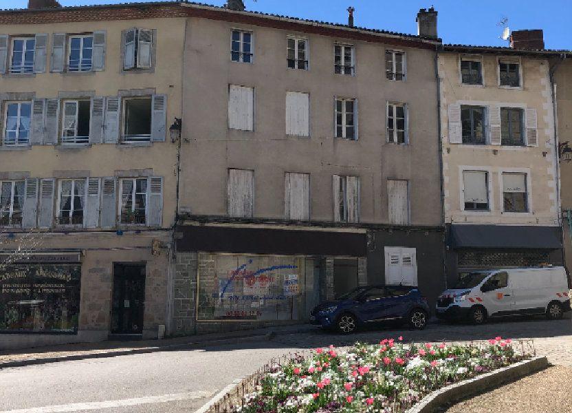Immeuble à vendre 300m2 à Saint-Junien