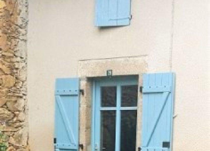 Maison à vendre 65m2 à Saint-Laurent-sur-Gorre