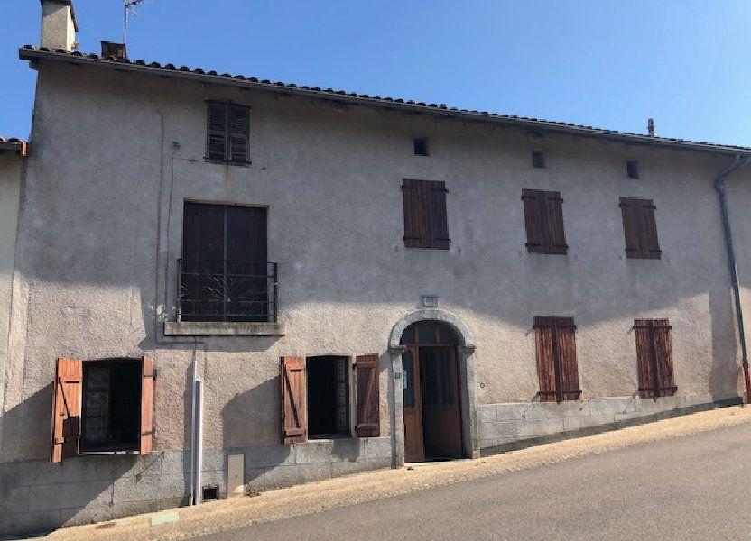 Maison à vendre 140m2 à Saint-Laurent-sur-Gorre