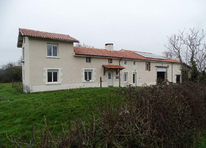 Maison à vendre 182m2 à Saint-Maurice-des-Lions