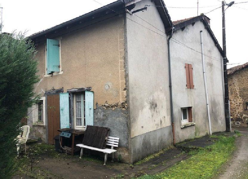 Maison à vendre 125m2 à Chassenon