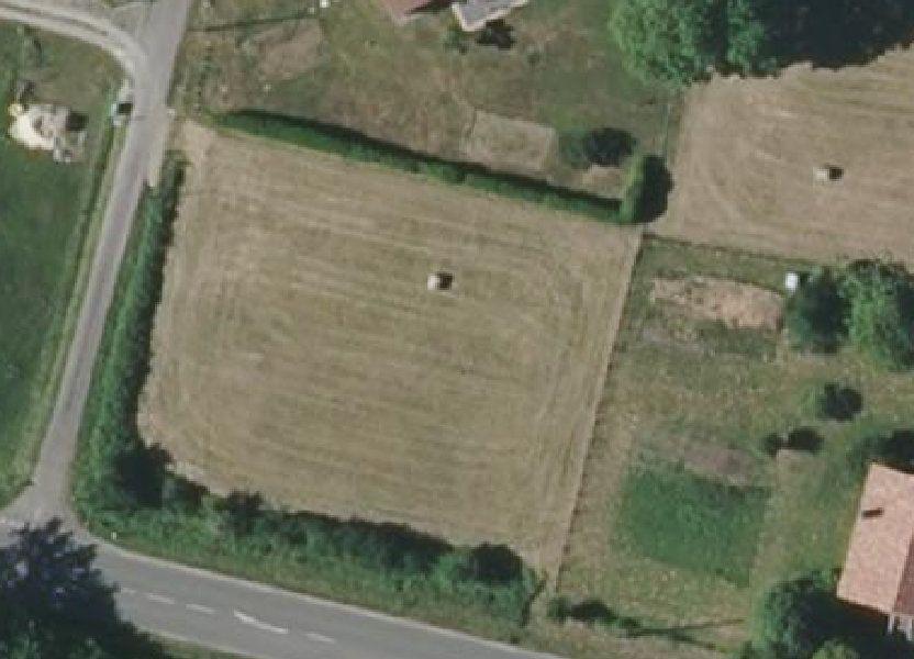 Terrain à vendre 1966m2 à Saint-Junien
