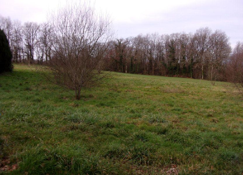Terrain à vendre 3000m2 à Chaillac-sur-Vienne