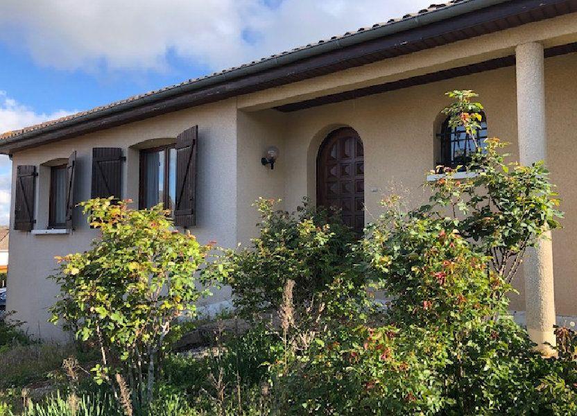 Maison à vendre 94.55m2 à Saint-Junien