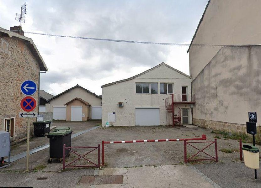 Immeuble à vendre 700m2 à Saint-Junien