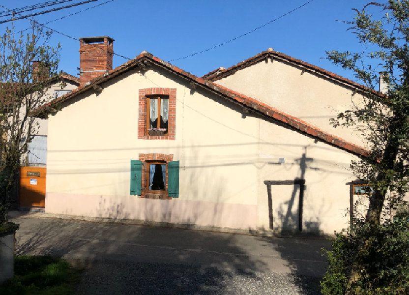 Maison à vendre 136m2 à Chassenon
