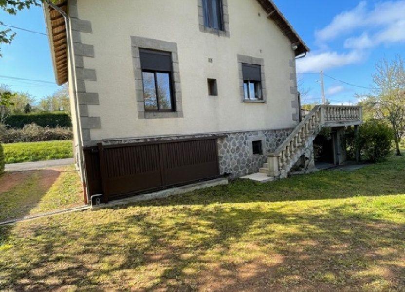 Maison à vendre 120m2 à Chabanais