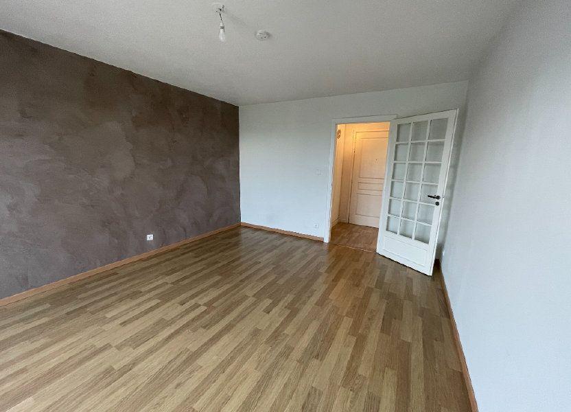 Appartement à louer 33m2 à Illkirch-Graffenstaden