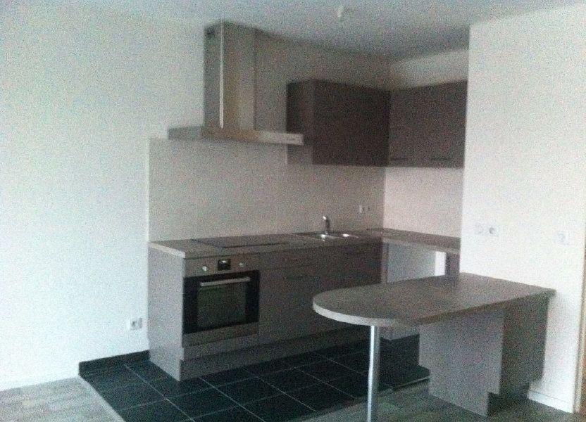Appartement à louer 72.34m2 à Strasbourg