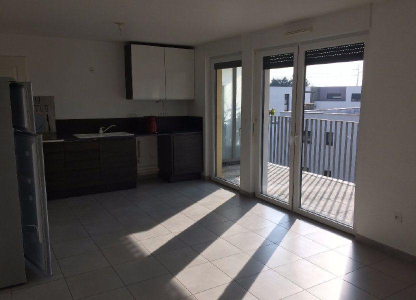 Appartement à louer 61.47m2 à Lingolsheim