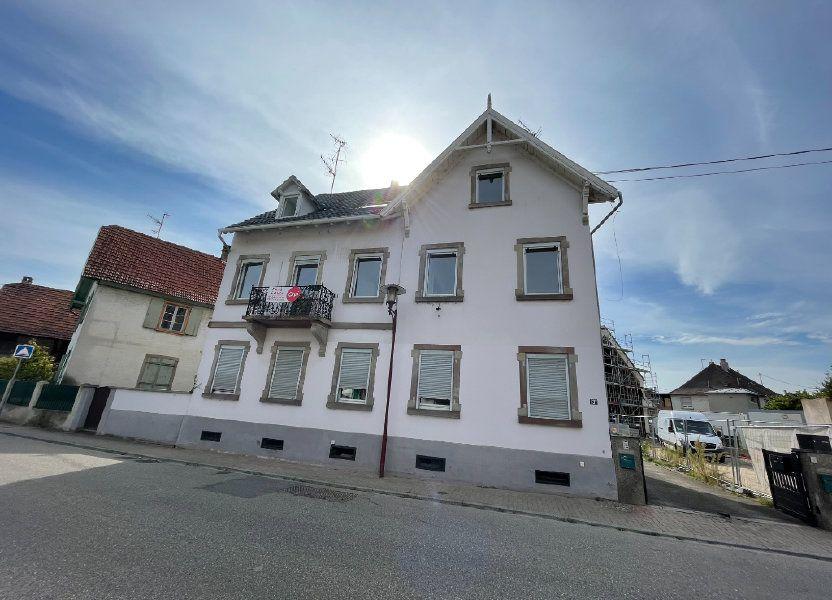 Appartement à louer 90.09m2 à Illkirch-Graffenstaden