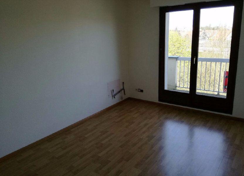 Appartement à louer 40m2 à Illkirch-Graffenstaden