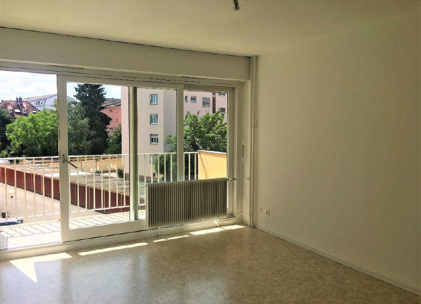 Appartement à louer 28m2 à Strasbourg