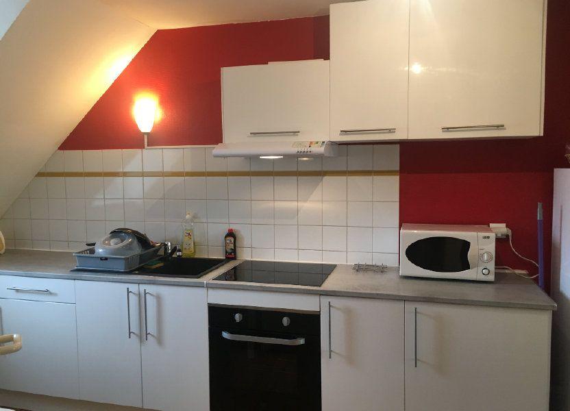 Appartement à louer 40.05m2 à Strasbourg