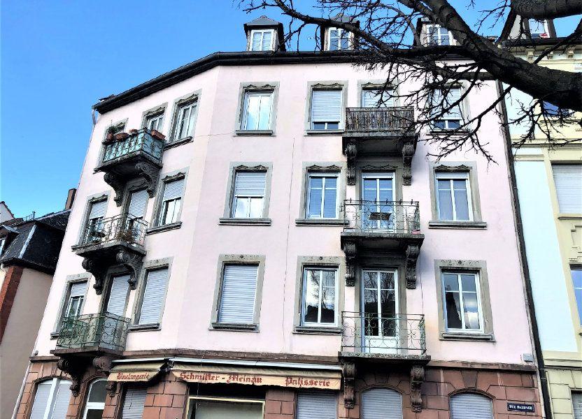 Appartement à louer 53m2 à Strasbourg