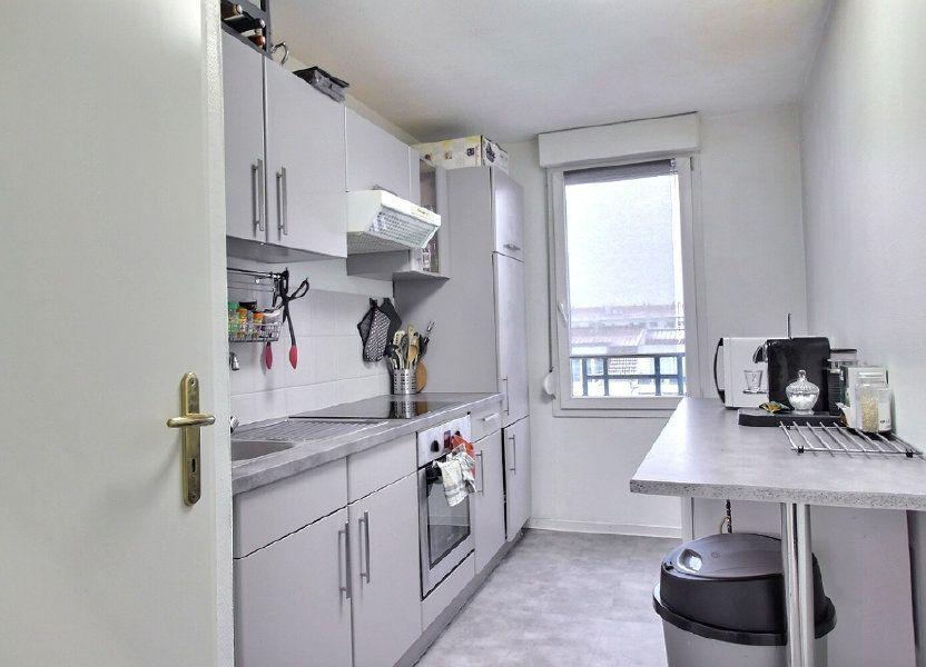 Appartement à vendre 60.21m2 à Strasbourg