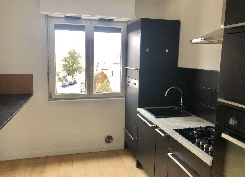 Appartement à louer 71.19m2 à Lingolsheim