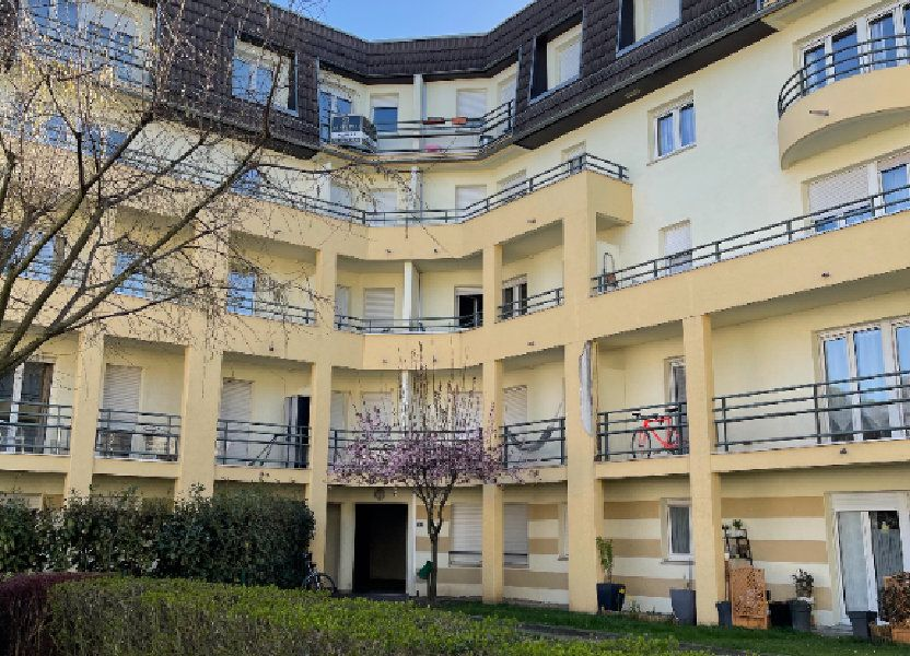 Appartement à louer 31.36m2 à Strasbourg