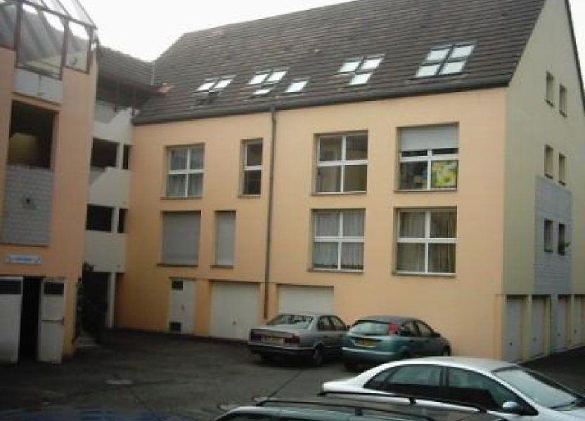 Appartement à louer 35m2 à Illkirch-Graffenstaden