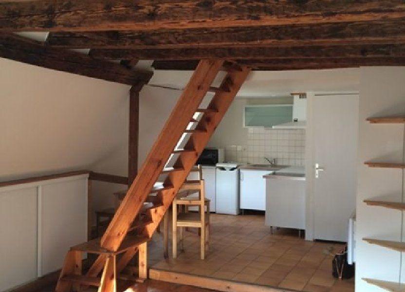 Appartement à louer 39m2 à Strasbourg