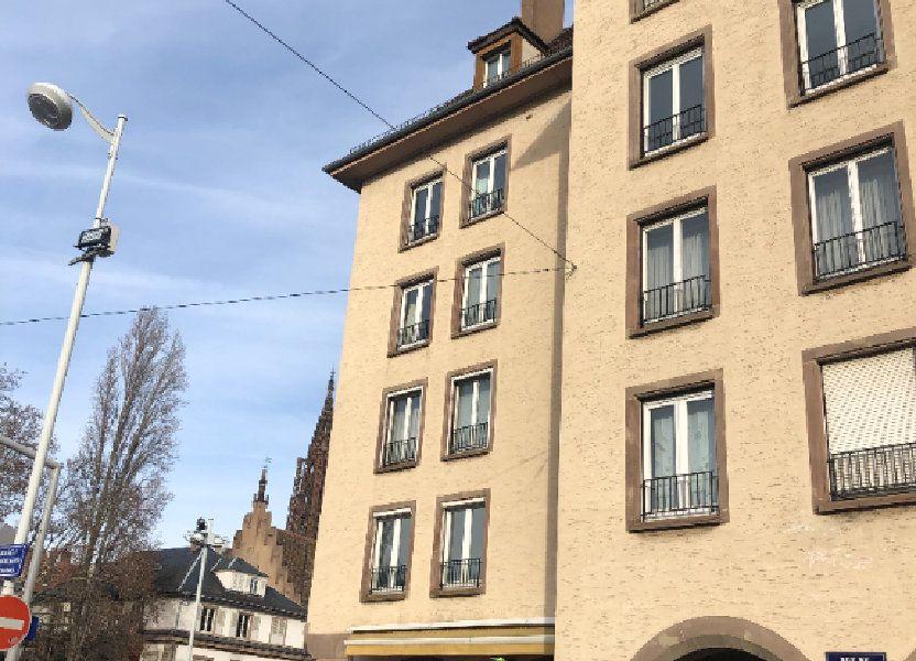 Appartement à louer 32.04m2 à Strasbourg