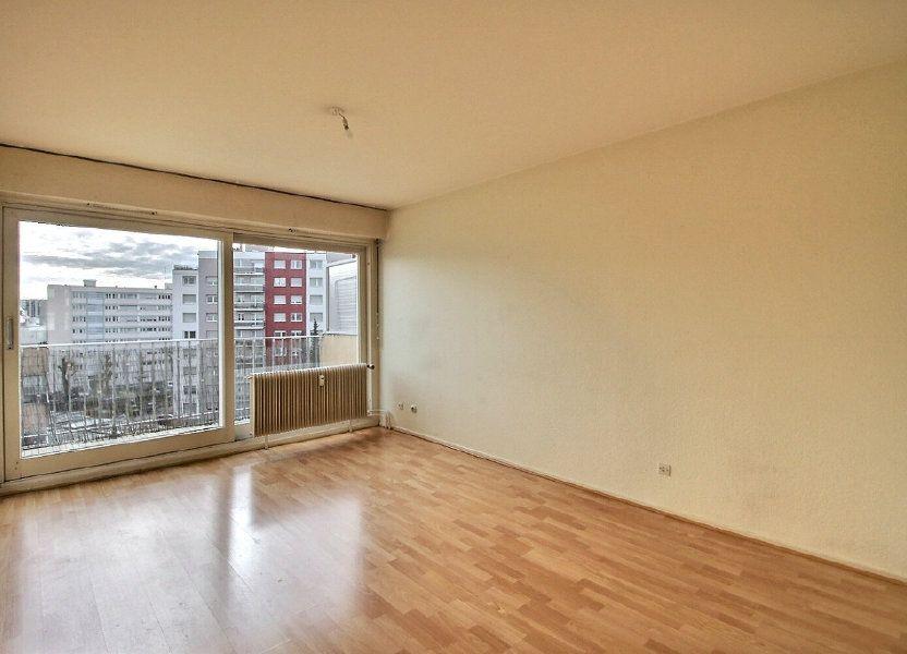 Appartement à vendre 46.39m2 à Strasbourg