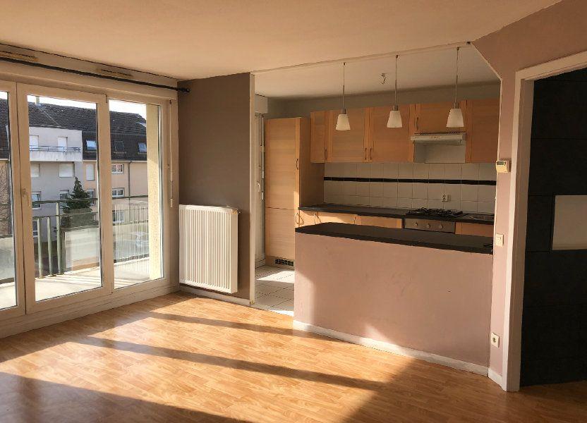 Appartement à louer 74.26m2 à Illkirch-Graffenstaden