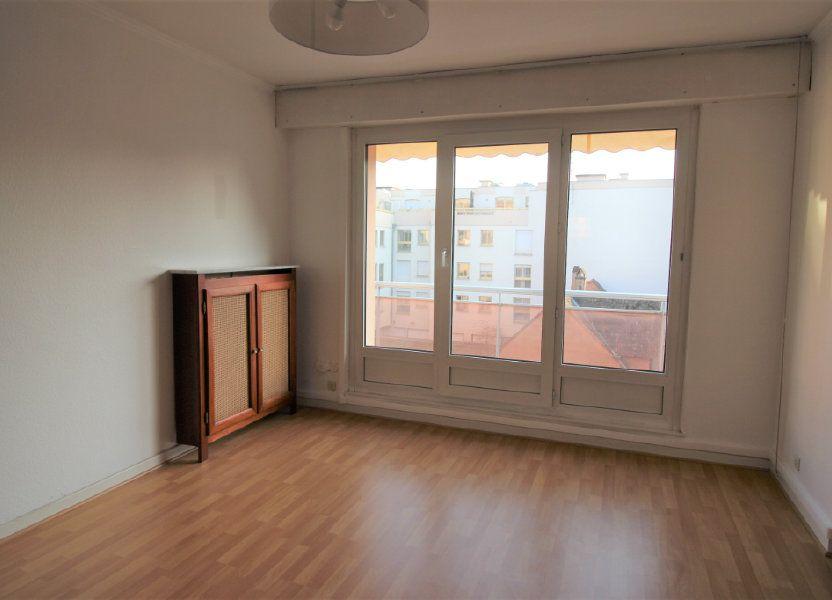 Appartement à louer 70.95m2 à Strasbourg