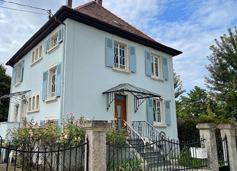 Maison à louer 144.15m2 à Illkirch-Graffenstaden