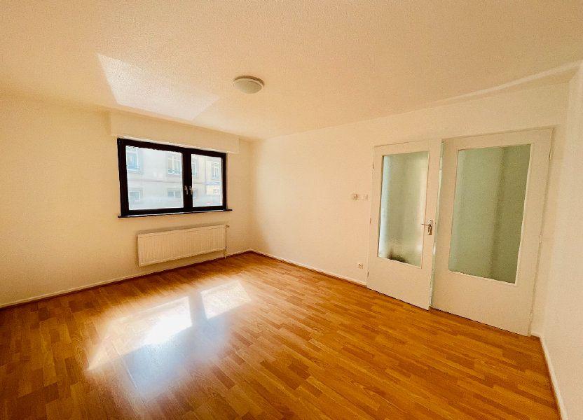 Appartement à louer 42m2 à Strasbourg