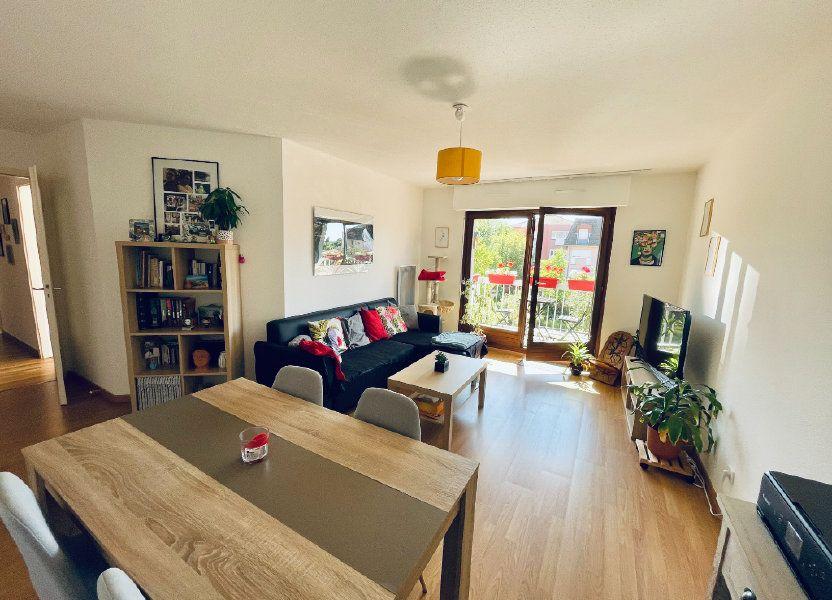 Appartement à louer 62.14m2 à Illkirch-Graffenstaden