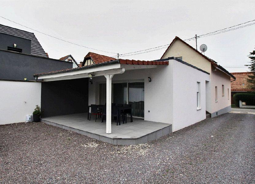 Maison à vendre 121m2 à Uberach