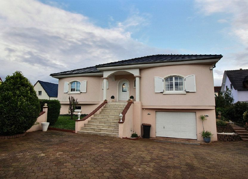 Maison à vendre 205.99m2 à Drusenheim