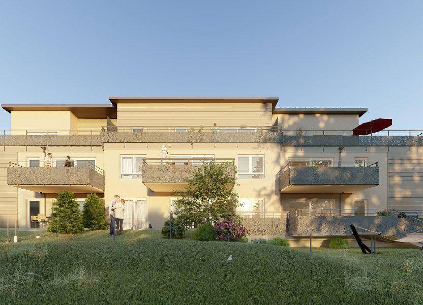 Appartement à vendre 115.3m2 à La Walck