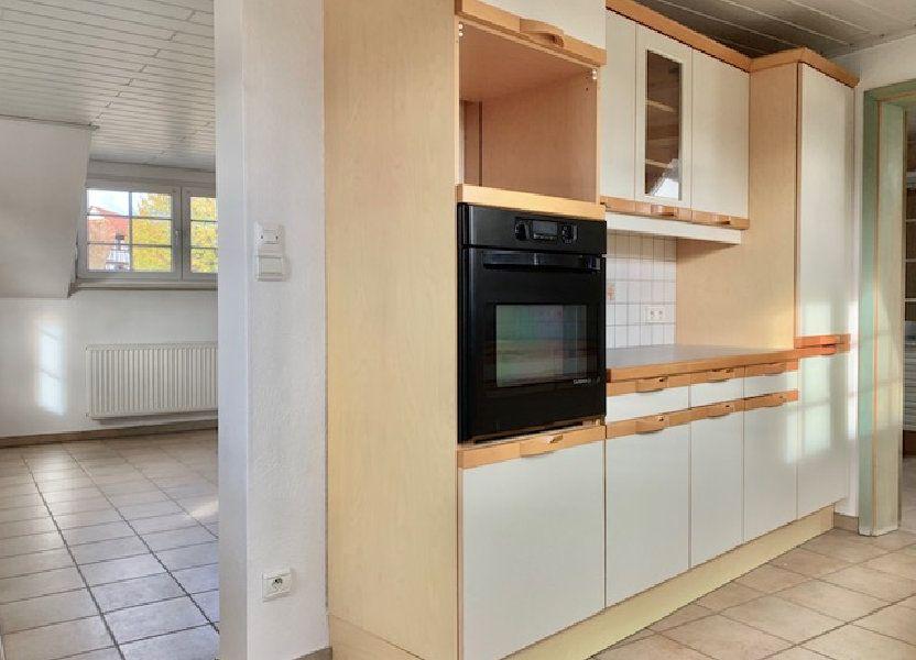 Appartement à louer 51m2 à Morsbronn-les-Bains