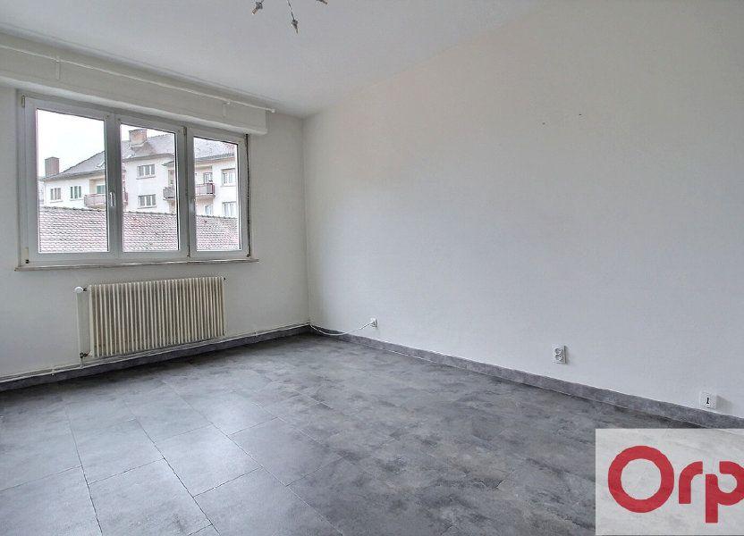 Appartement à vendre 63.73m2 à Haguenau