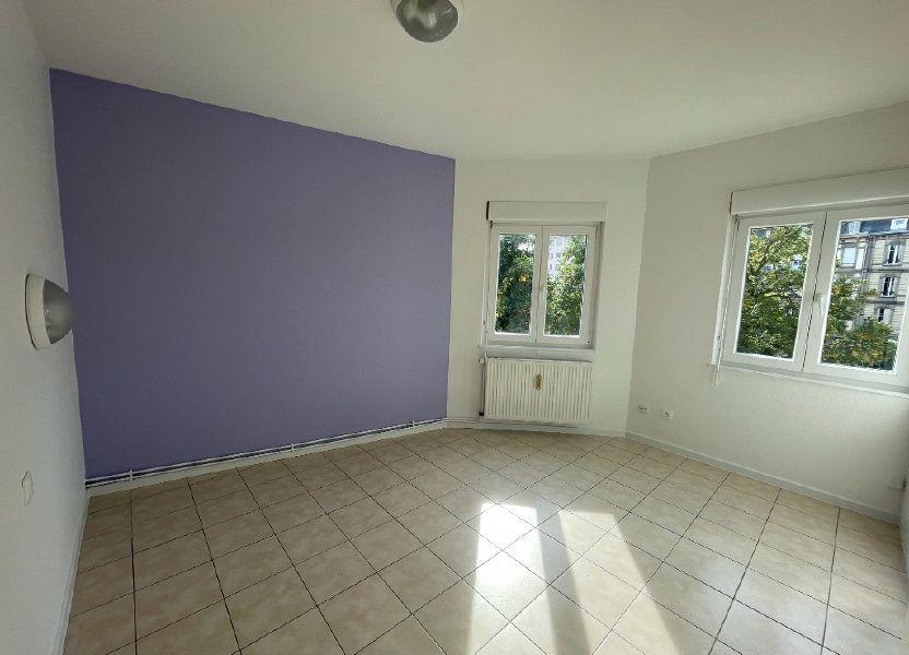 Appartement à louer 19.19m2 à Strasbourg