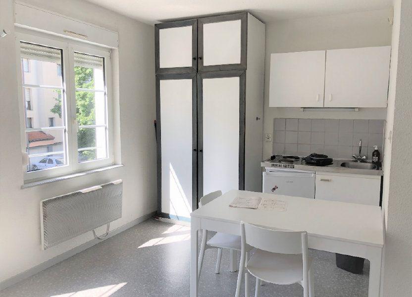 Appartement à louer 20.84m2 à Strasbourg