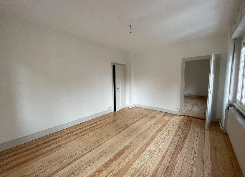 Appartement à louer 73.47m2 à Strasbourg